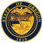state of Oregon State Seal