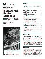 Publication 502 - PDF – Medical and Dental Expenses